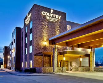 Country Inn & Suites by Radisson, Springfield, IL - Springfield - Building