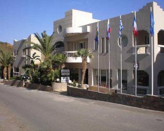 Scala Hotel Apartments - Agia Pelagia - Building