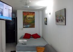 Apartamento Santa Marta 101 - Santa Marta - Habitación