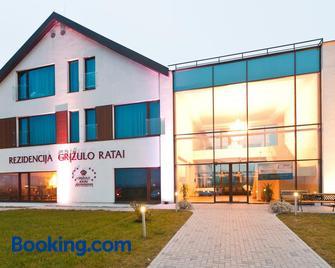 Rezidencija Grįžulo Ratai - Маріямполе - Building