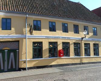 Hotel Postgaarden - Ribe - Gebouw