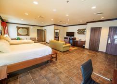 Best Western Plus Cimarron Hotel & Suites - Stillwater - Slaapkamer