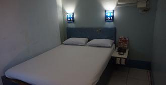 Halina Hotel Avenida - מנילה - חדר שינה