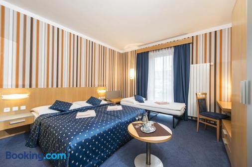 Hotel Blue Bratislava - Bratislava - Phòng ngủ