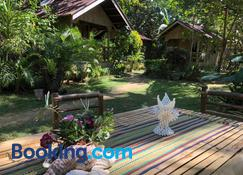 White Beach Front and Cottages - Buruanga - Living room