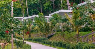 Pearl Resort - Koh Rong Sanloem - Vista esterna
