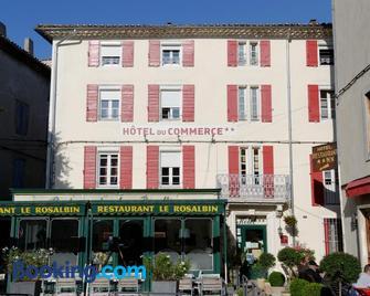 Hotel Du Commerce - Pont-Saint-Esprit - Gebäude