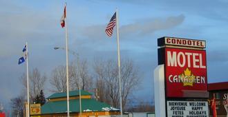 Condotel Motel Canadien - Sainte-Anne-de-Beaupré