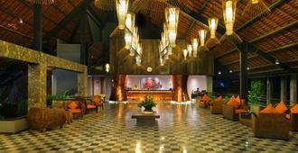 The Oasis Lagoon Sanur - Denpasar - Lobby