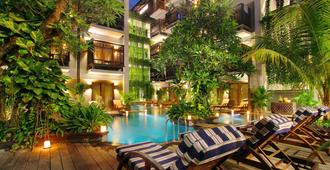 The Oasis Lagoon Sanur - Denpasar - Pool