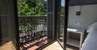 Hostalin Barcelona Gran Via - ברצלונה - מרפסת