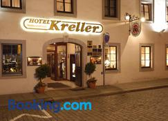 Hotel Kreller - Freiberg - Gebäude
