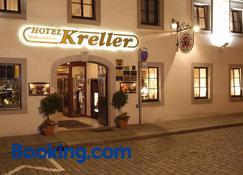 Hotel Kreller - Freiberg - Building