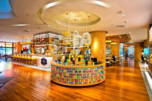 Dusit Thani Manila - Μακάτι - Bar
