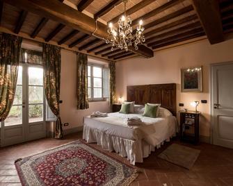 Podere La Rocca - Montepulciano - Schlafzimmer