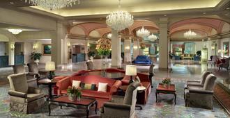 Omni Shoreham Hotel - Washington - Lobby
