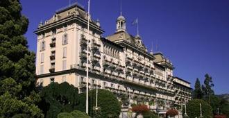 德斯伊利斯波若梅斯大酒店 - 史翠沙 - 斯切薩 - 建築