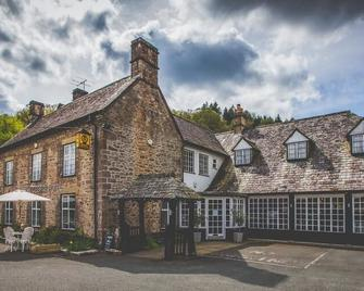 The Royal George Tintern - Chepstow - Building