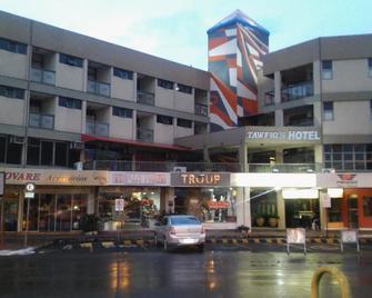 Tawfiq's Palace Hotel - Barra do Garças - Building