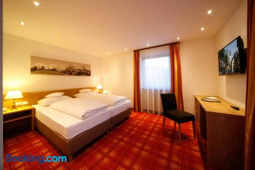 雷希酒店 - 基茨比爾 - 基茨比厄爾 - 臥室