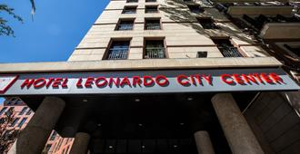Leonardo Hotel Madrid City Center - Madrid - Building
