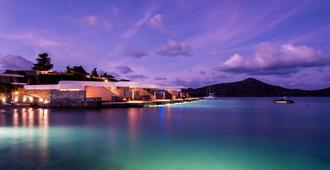 Elounda Beach Hotel & Villas, a Member of the Leading Hotels of the World - Elounda - Outdoor view
