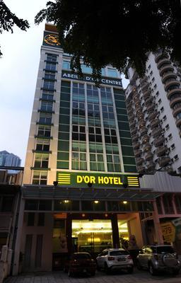 D'OR Hotel - Kuala Lumpur - Rakennus