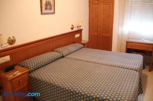 Hostal Maribel - Almería - Habitación