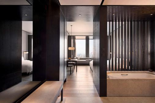 武漢光谷凱悅酒店 - 武漢 - 臥室