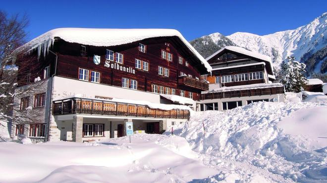 Youth Hostel Klosters - Klosters-Serneus - Building