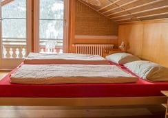Youth Hostel Klosters - Klosters-Serneus - Bedroom
