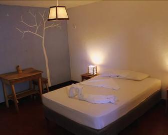 Hostal Malinche Leon - León - Bedroom