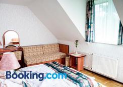 Beatrix Hotel - Budapest - Bedroom