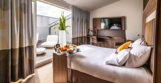 Novotel Toulouse Centre Wilson - Toulouse - Schlafzimmer
