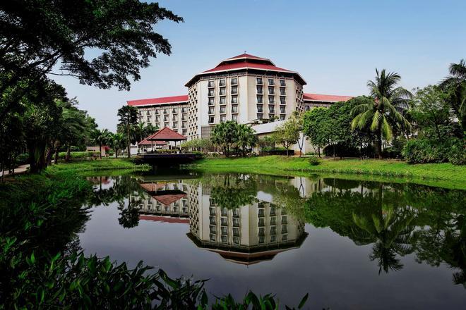麗笙達卡水上花園酒店 - 達卡 - 達卡 - 建築
