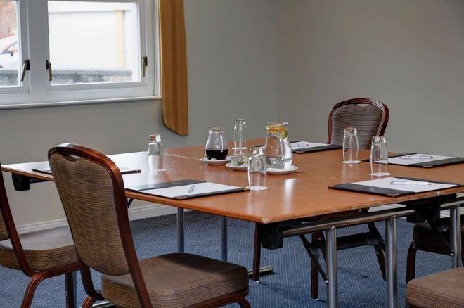 貝斯特韋斯特宮殿溫泉酒店 - 印威內斯 - 因弗內斯 - 餐廳