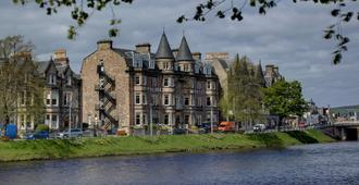 Best Western Inverness Palace Hotel & Spa - Inverness - Gebäude