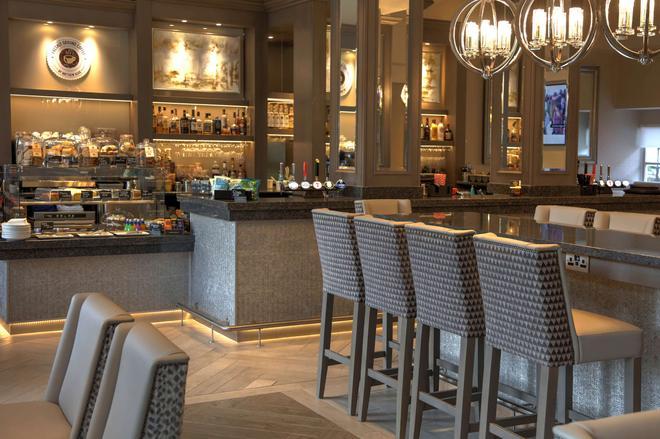 貝斯特韋斯特宮殿溫泉酒店 - 印威內斯 - 因弗內斯 - 酒吧