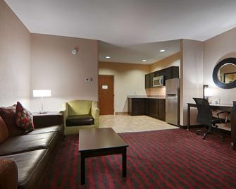 Best Western Plus Cushing Inn & Suites - Cushing - Вітальня