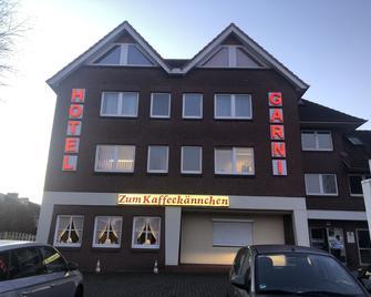 Hotel Zum Kaffeekännchen - Norderstedt - Building