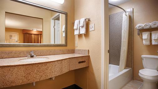 Best Western Cityplace Inn - Dallas - Bathroom