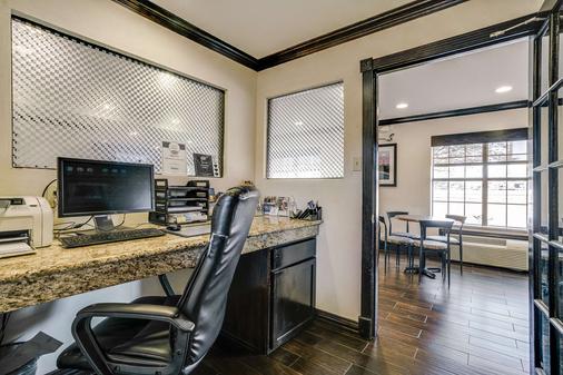 Best Western Cityplace Inn - Dallas - Business centre