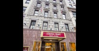 Clarion Hotel Park Avenue - Nueva York - Edificio