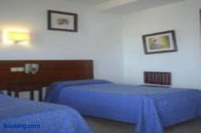 Hotel Marina Victoria - Algeciras - Bedroom