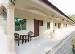 Sri Melor Inn - Pantai Cenang - Building
