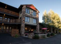 Silver Moon Inn - Estes Park - Building
