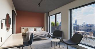 Citybox Antwerp - Antwerp - Bedroom