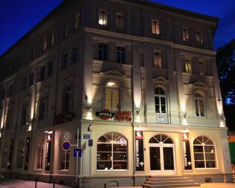 Opera Hostel - Erfurt - Gebouw