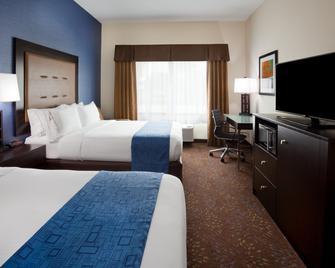 Holiday Inn Express & Suites Davenport - Дэвенпорт - Спальня