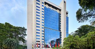 Relc International Hotel - Singapore - Building